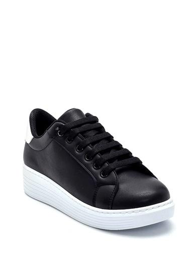 Derimod Kadın Ayakkabı(Bn-30226-Drm) Casual Siyah